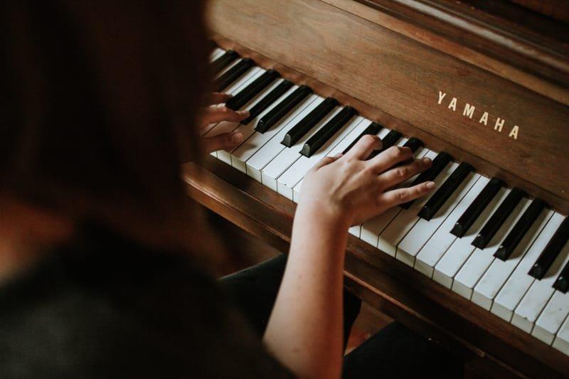 Piano/Keyboard Recording