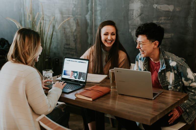 Customers Focused Website