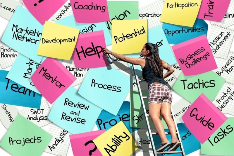 Coaching en gestion de carrière et évolution professionnelle