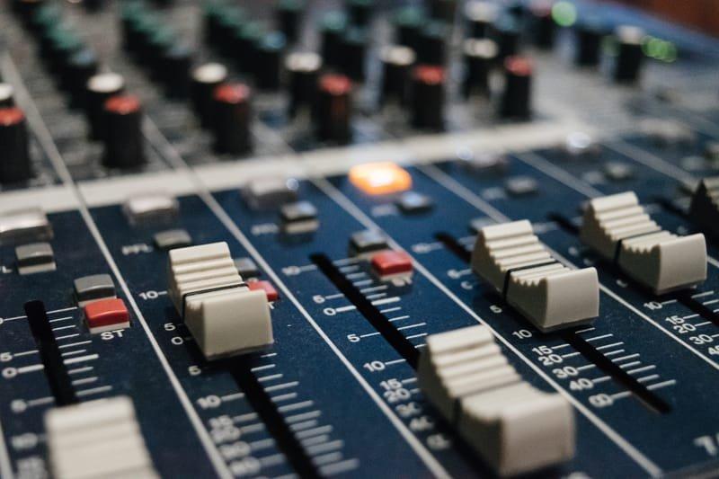 Áudio e vídeo