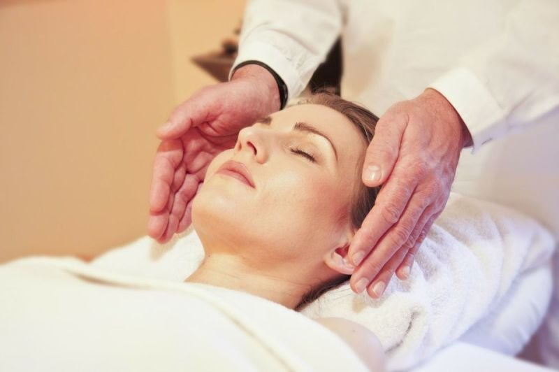 Face to Face Reiki Session