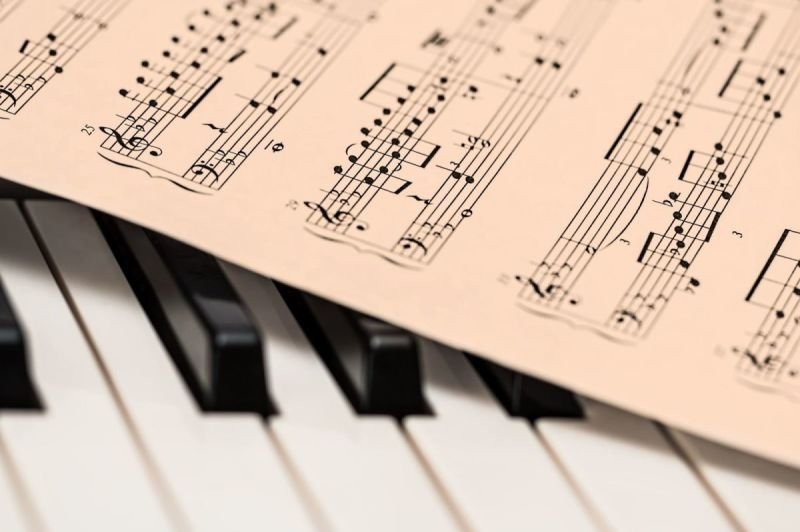 Harp, Piano & Theory/ aural Lessons