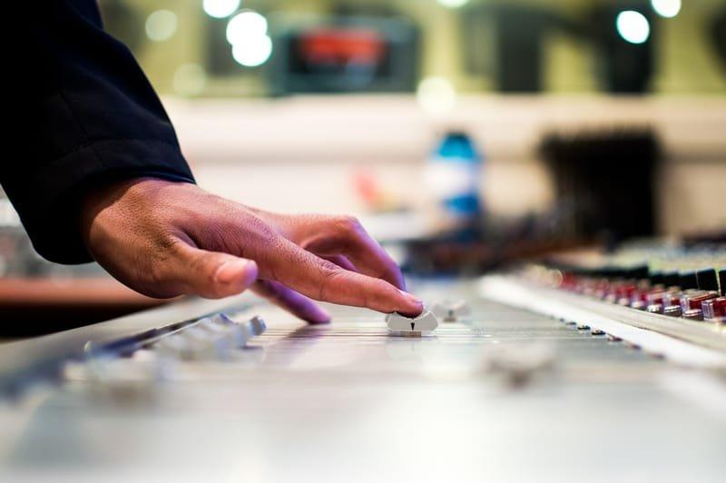 Formation technique du son en studio d'enregistrement