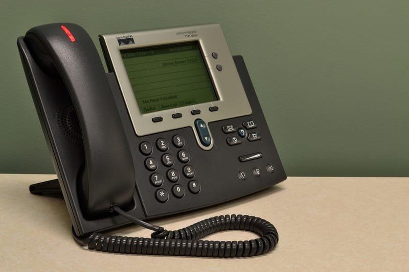 Conmutador VoIP