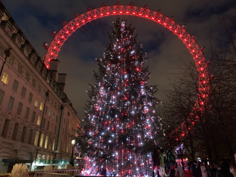 Christmas and Holiday Season Family Days Out