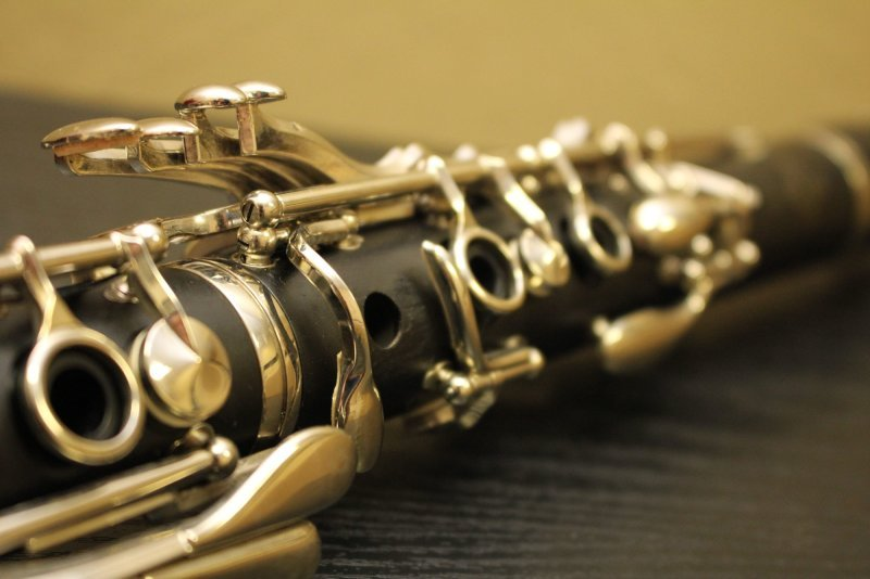 Clarinet Recording