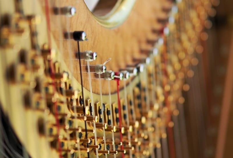 Live Harp/ Piano Music in Perth Metropolitan Area