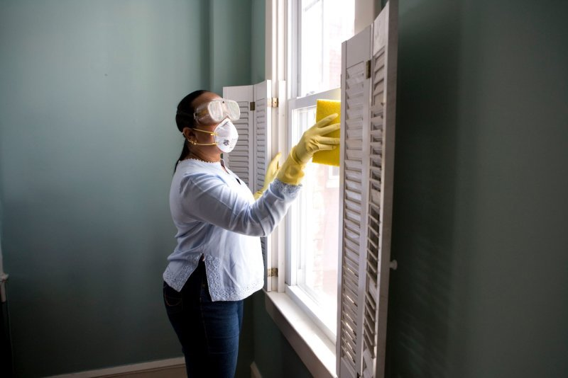 Air B&B rental cleaning