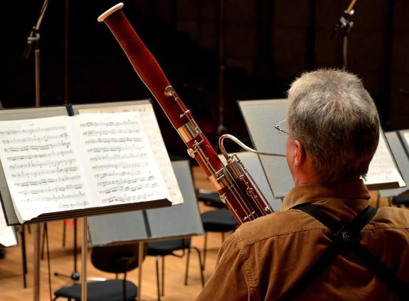 Bassoon Recording