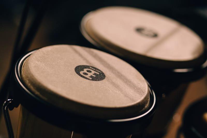 Bongos or Congas Recording
