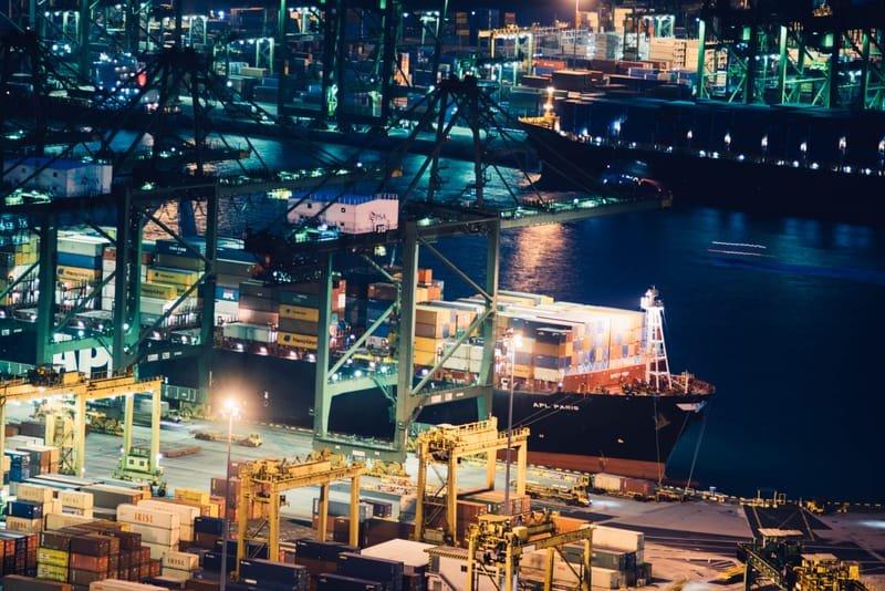 Портовые услуги