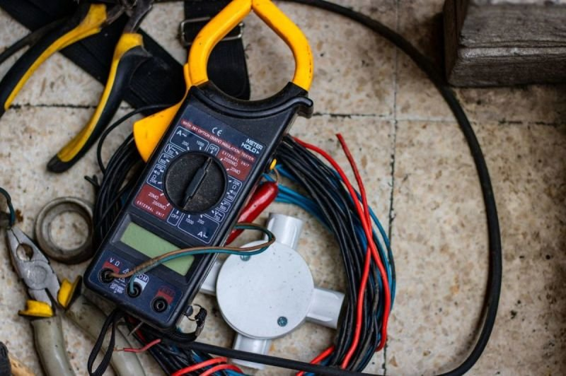 Electrical installations, repairs and maintenance