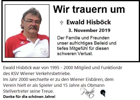 Ewald Hisböck