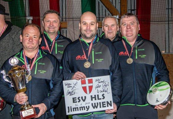 ESV HLS Jimmy Wien II
