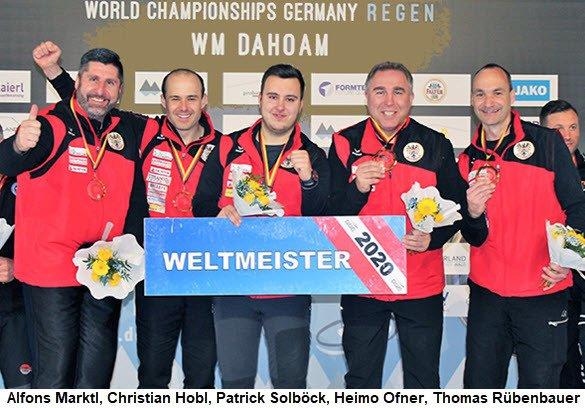 Eisstock Weltmeister 2020