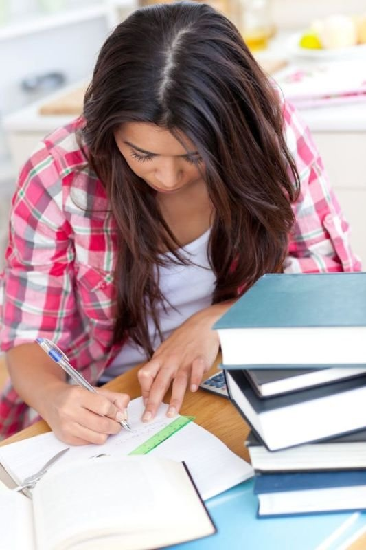 Help teenagers with problems writing