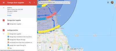 Google Map Citation