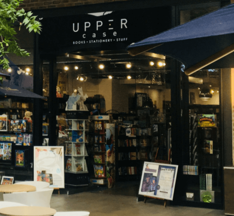 UPPERcase Books