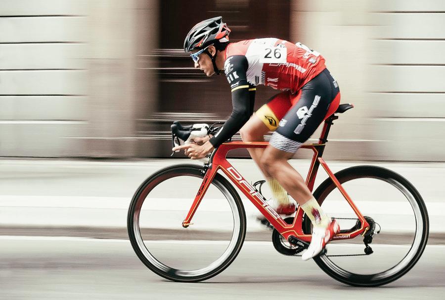 panning ciclista