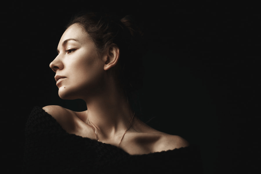 Self portrait by Anna Antonova on 500px.com