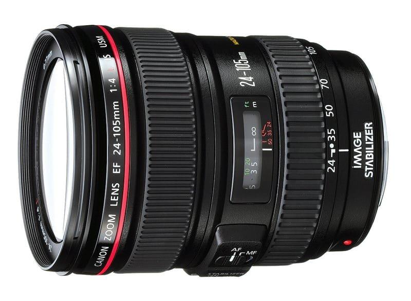GIA' PRENOTATO --> Canon  24-105L f/4 IS USM (prima versione)