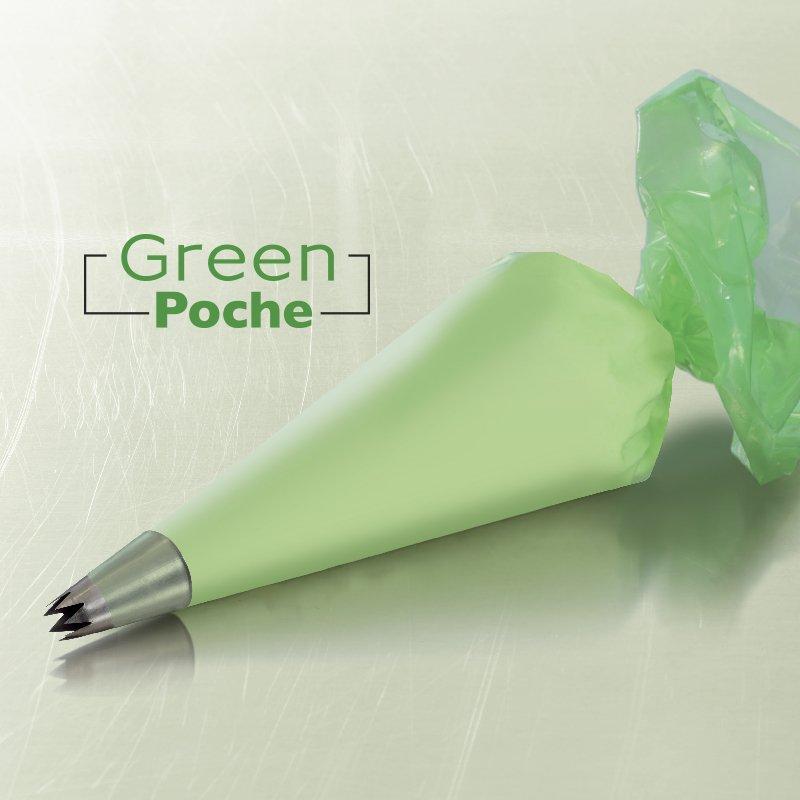 GREEN POCHE
