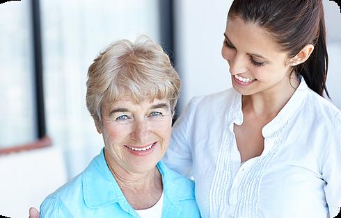 خدمات رعاية كبار السن
