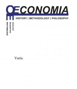 Simulation in Economics