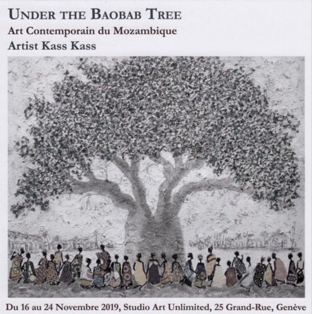 Under the Baobab tree