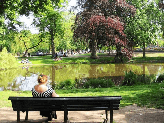 السياحة في امستردام فوندل بارك