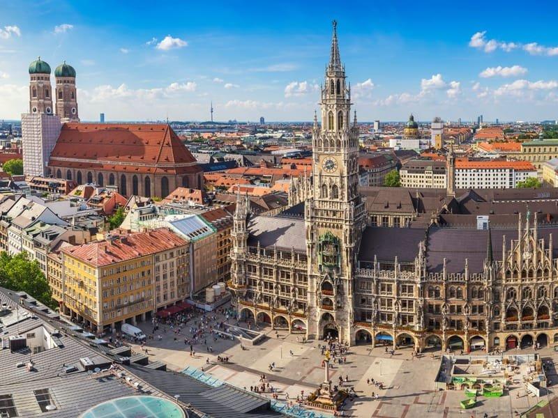 ميونخ المانيا / Munich Germany