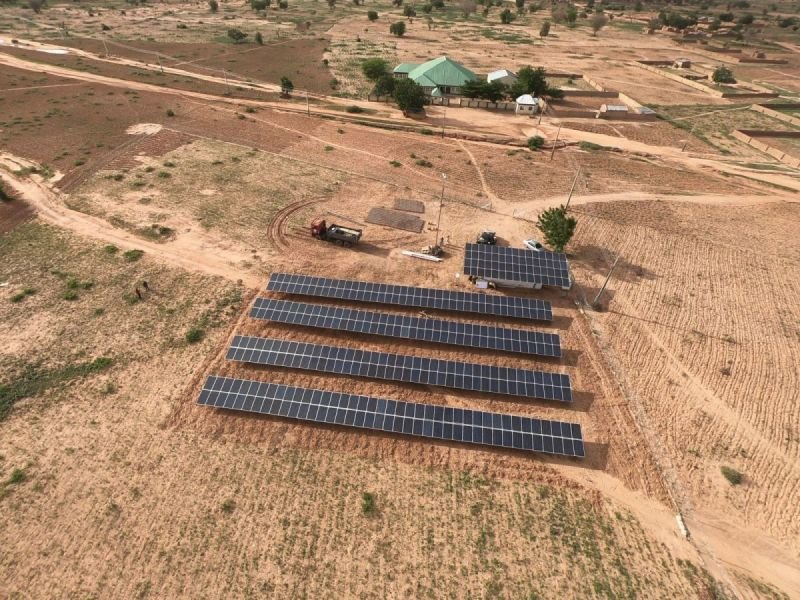 Mini-grid Utilities