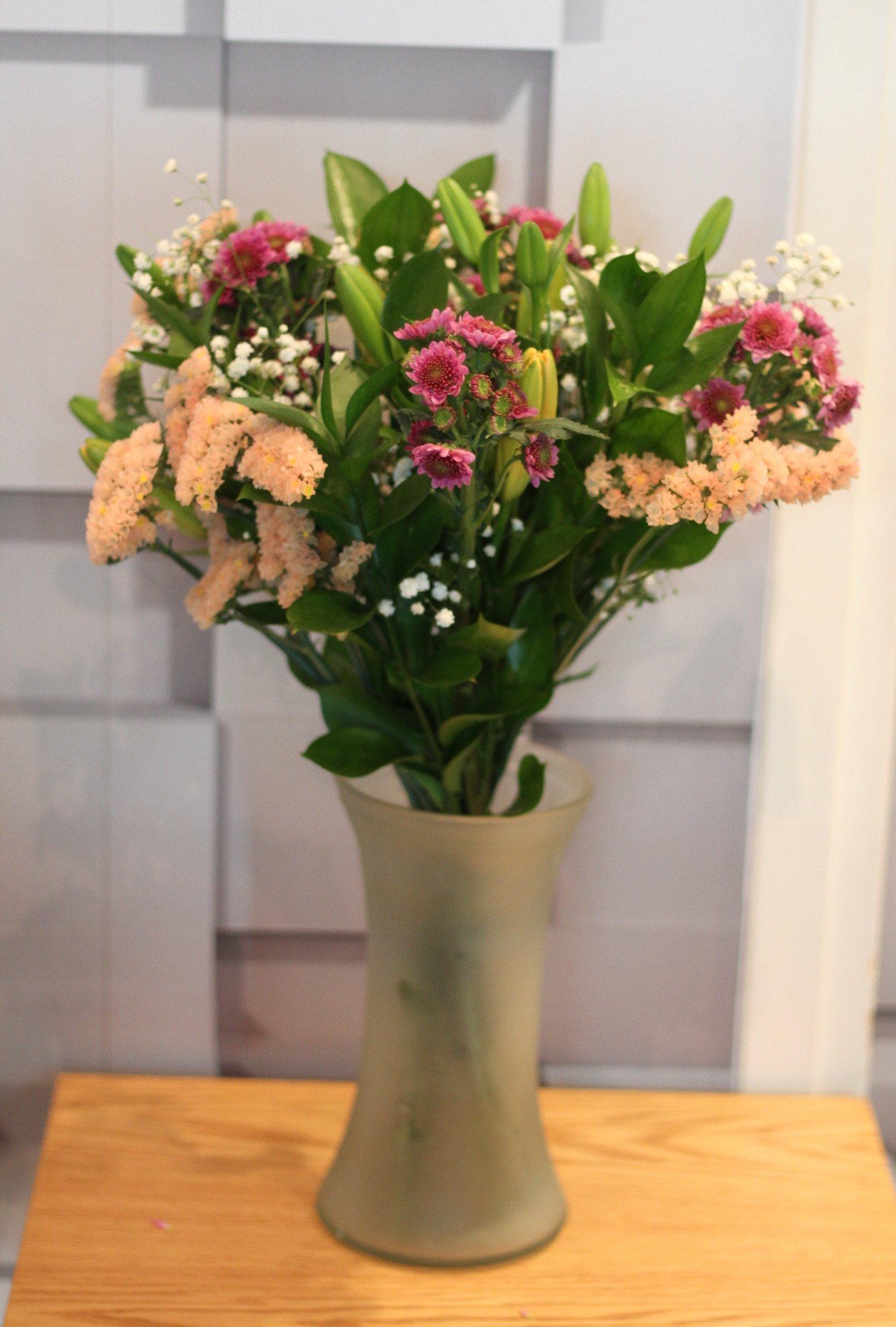 משלוח פרחים סיבות