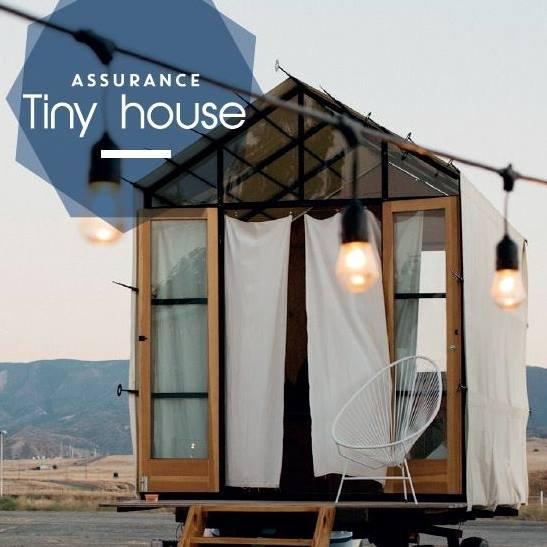 Contexte assurance Tiny House