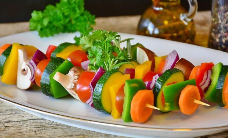 Nutrición Vegana y Vegetariana