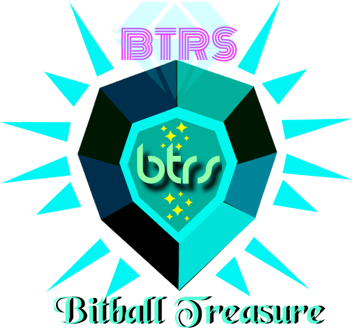 BitBall Treasure (BTRS) - Unique limited supply, Fork of BitBall