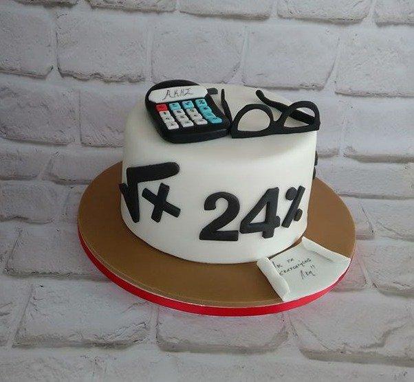 τούρτα απο ζαχαρόπαστα λογιστικό γραφείο Ζαχαροπλαστείο καλαμάτα madamecharlotte.gr, birthday cakes 2d 3d confectionery patisserie kalamata