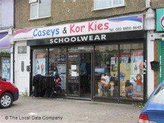 Caseys Schoolwear