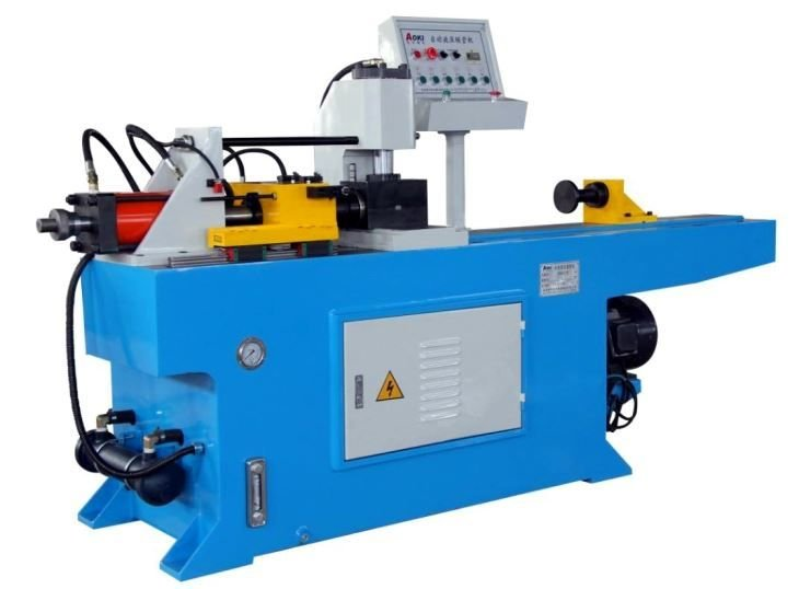 Pipe End Forming Shrink Machine