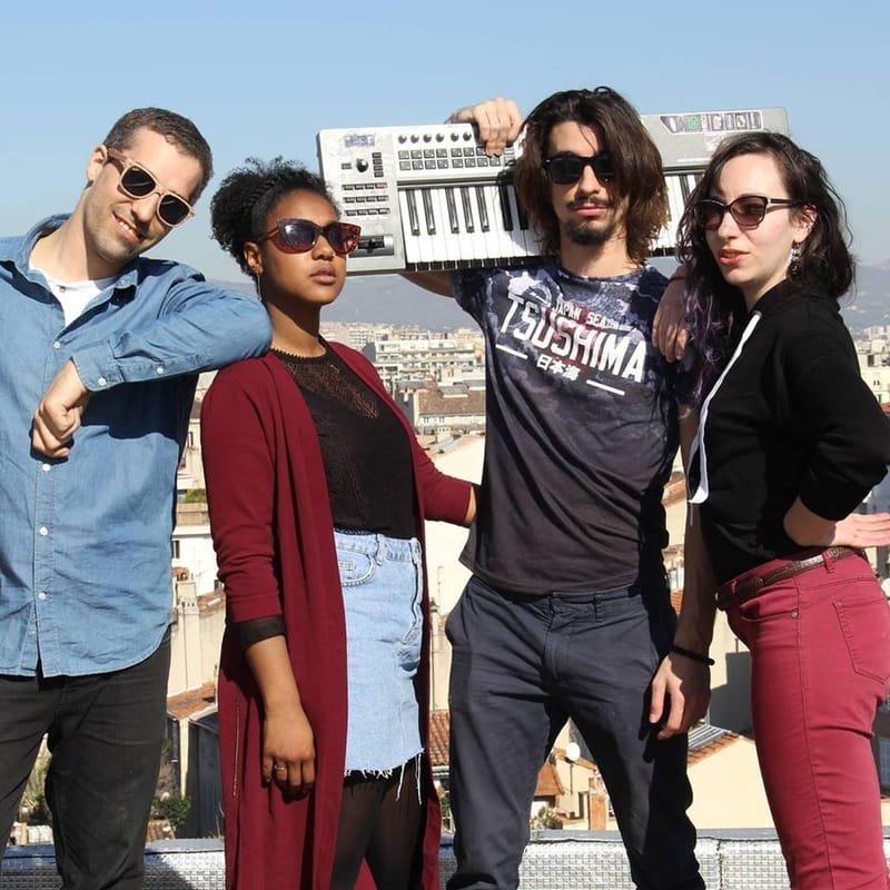 SOUL SLIDERS groupe ('4 musiciens) tous les style Groove, mélancolie, dynamisme