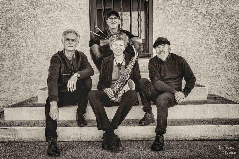 Quartet'O Carré, quartet jazz