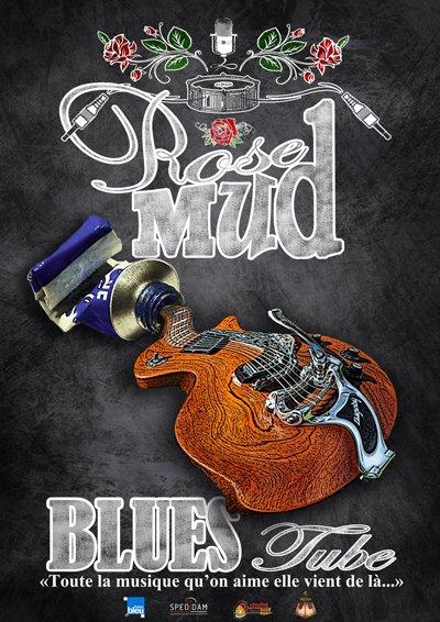 ROSEMUD, trio blues, rock