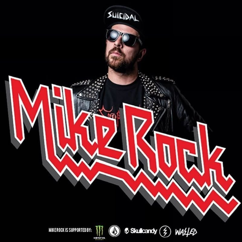 DJ MIKE ROCK, Rock
