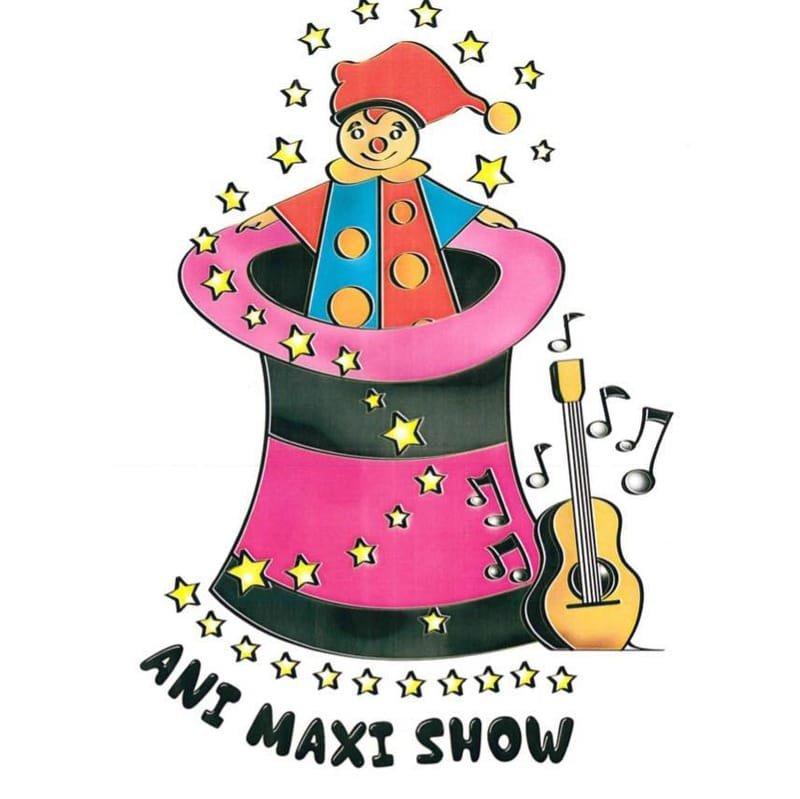 ANI MAXI SHOW, marionnettes, magicien, chanteur