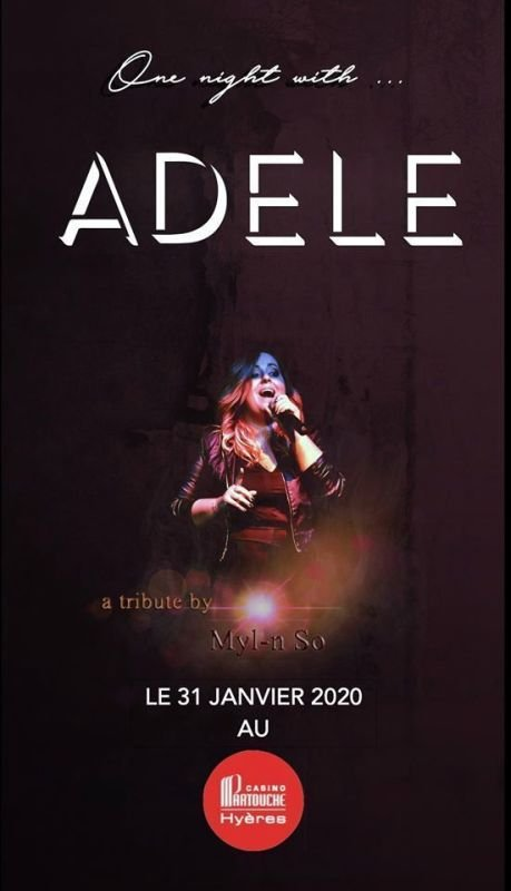 TRIBUTE ADELE