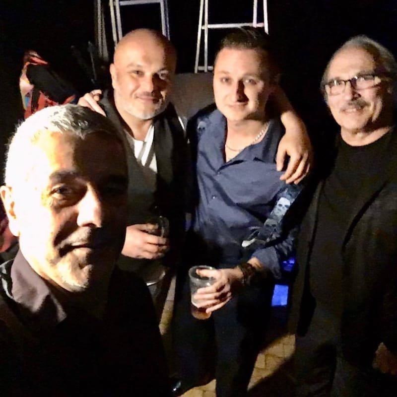 KAEM AND THE SWITHCMEN,  groupe de blues/rock