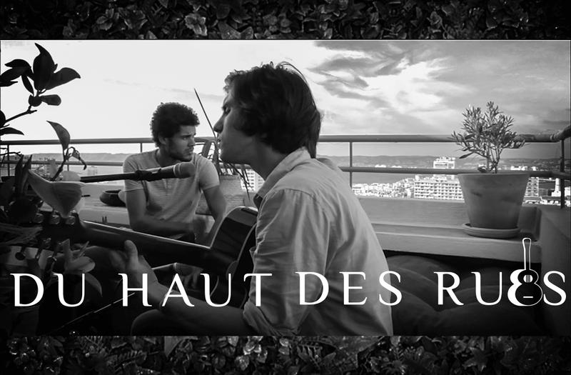 DU HAUT DES RUES, solo, duo trio, pop, rock, anglais, français