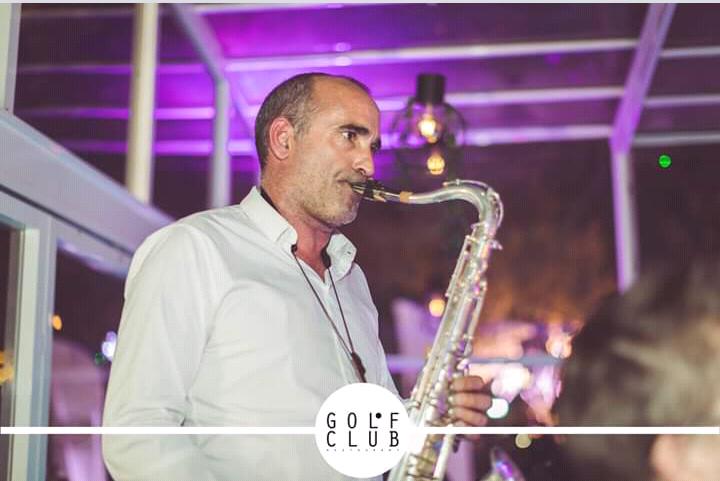 Fabrice Sanchez Sax  jazz Pop variété electro.
