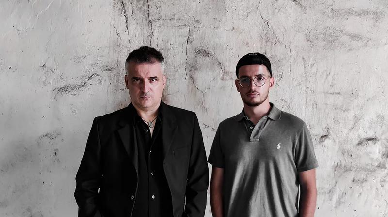 Gilles et Jeyson Rous  chanteur/ accordéoniste/guitariste