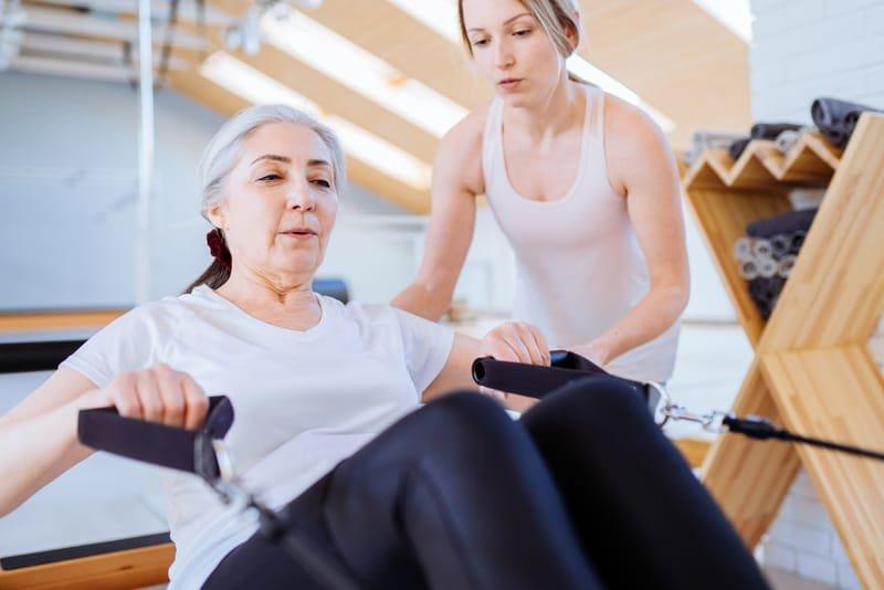 Pilates Private Session